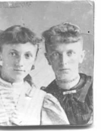 Emma and Sister
